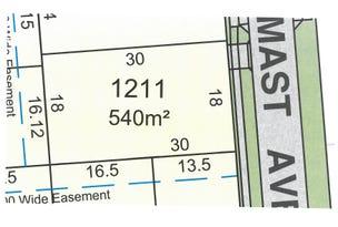 Lot 1211, Mast Avenue, Seaford Meadows, SA 5169