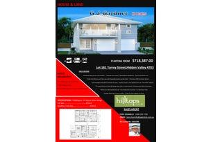 Lot 181 Torrey Street, Hidden Valley, Qld 4703