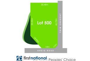 Lot 500 Krieg Road, Evanston Park, SA 5116
