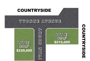Lots 33 & 43 Fullston Estate, Charleston, SA 5244