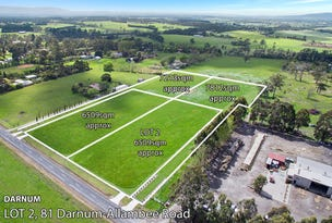 Lot 2, 77 Darnum- Allambee Road, Darnum, Vic 3822