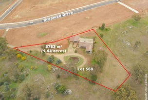 Lot 560 Bradman Drive, Boorooma, NSW 2650