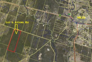 621 ACRES - Lot 6 Aytons Road, Miles, Qld 4415