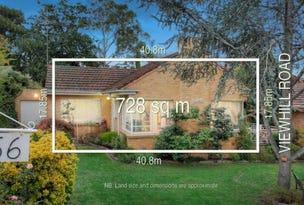 56 Viewhill Road, Balwyn North, Vic 3104