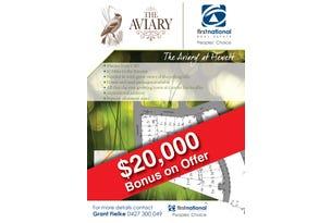 The Aviary Estate, Hewett, SA 5118