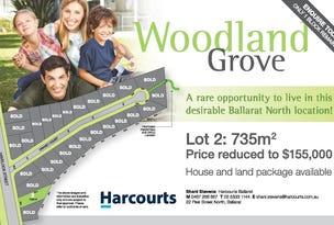 Lots 1 - 28 Woodland Grove, Ballarat North, Vic 3350
