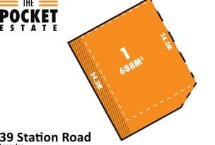 Lot 1 39 Station Road, Loganlea, Qld 4131