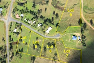 Lot 4, 5, 6, 7 and 9, - - Hillcrest Ct, Imbil, Qld 4570