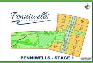 Lot 110 Penniwells Drive, San Remo, Vic 3925