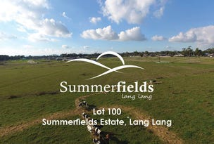 Lot 100, Summerfields Estate, Lang Lang, Vic 3984