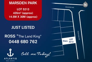 5213 Proposed Road, ELARA, Marsden Park, NSW 2765