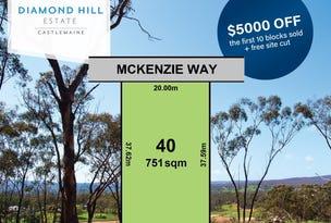 Lot 40 McKenzie Way, McKenzie Hill, Vic 3451