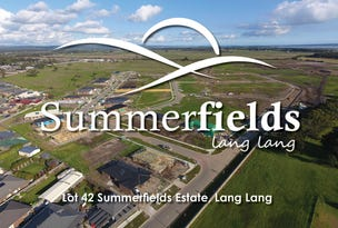 Lot 42, Summerfields Estate, Lang Lang, Vic 3984