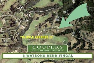 6 Watsons Bend, Fingal, Vic 3939