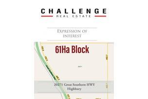 20271 Great Southern HWY, Highbury, WA 6313