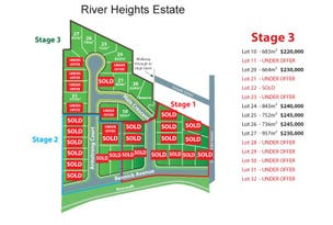 Stages 1,2&3 River Heights Edgecombe Street, Kyneton, Vic 3444