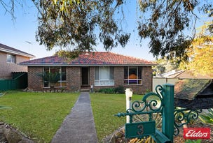 3 TRABB PLACE, Ambarvale, NSW 2560