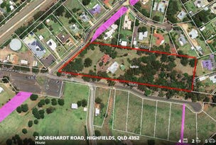 2 Borghardt Road, Highfields, Qld 4352