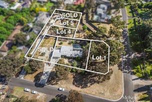 Lot 5 - 117A Lansell Terrace, Bendigo, Vic 3550