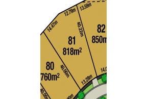 Lot 81, 24 Currington Crescent (Summerfield Nth Estate), Bacchus Marsh, Vic 3340