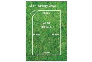 Lot 50, Rowley Drive, Winchelsea, Vic 3241