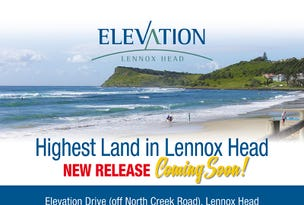 Elevation Drive (off North Creek Road), Lennox Head, NSW 2478