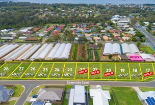 Lot 18 26 Somersby Court, Birkdale, Qld 4159