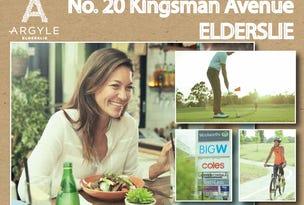 20 KINGSMAN AVENUE, Elderslie, NSW 2570