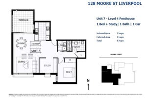 7/128 Moore Street, Liverpool, NSW 2170