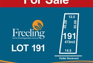 Lot 191 Pedler Boulevard, Freeling, SA 5372