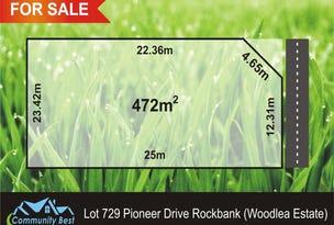 Lot 729, Pioneer Drive, Rockbank, Vic 3335