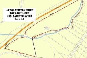 Lot 2, 46 ROB VEIVERS DRIVE, Kuranda, Qld 4881
