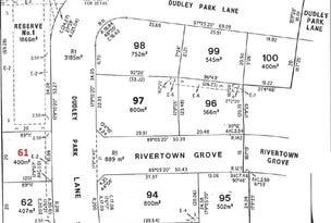Lot 61, Dudley Park Lane, Cobram, Vic 3644