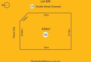 Lot 426, Bridgefield, Rockbank, Vic 3335