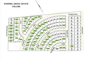 Lot 303 Riverina Grove Estate, Clifton Boulevard, Griffith, NSW 2680