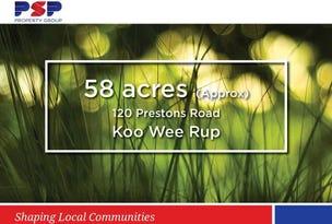 120 Prestons Road, Koo Wee Rup, Vic 3981