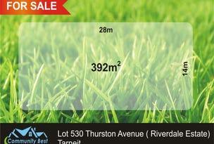Lot 530, Thurston Avenue, Tarneit, Vic 3029