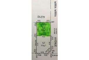 Lot 42 Wirra wirra avenue, Enfield, SA 5085