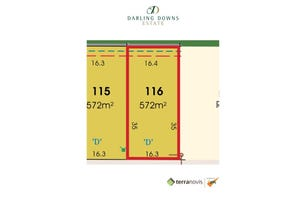 Lot 116 Rowley Road, Darling Downs, Darling Downs, WA 6122