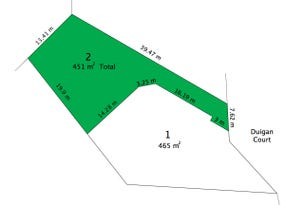 Lot 2, 2 Duigan Crt, Modbury Heights, SA 5092