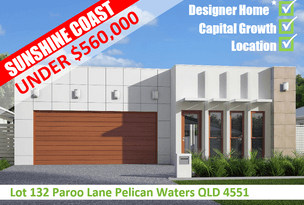 Lot 132 Paroo Lane, Pelican Waters, Qld 4551