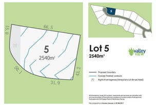 Lot 5 Valley View Estate, Richmond Hill Rd, Goonellabah, NSW 2480