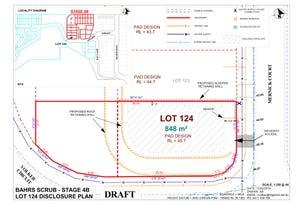 Lot 124, Volker Circuit, Bahrs Scrub, Qld 4207