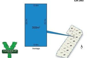 Lot 263 Ravello Vista, Yangebup, WA 6164