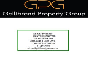 Sunbury, address available on request