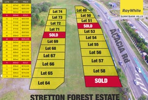 Stretton, address available on request