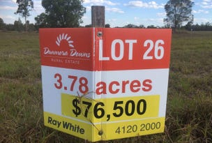 Lot 26 Wallum Froglet Court, Dunmora, Qld 4650