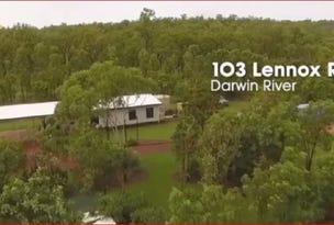 103 Lennox Road, Darwin River, NT 0841