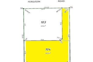 Lot 104 Ferguson Road, Dardanup, WA 6236