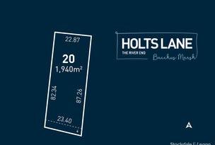 Lot 20, 13 Holts Lane, Bacchus Marsh, Vic 3340